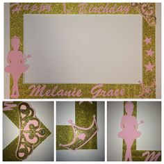 photo frame party prop to take pictures by titaspartycreations