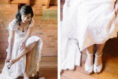 Casamento DIY: Ane & Jonas | http://www.blogdocasamento.com.br/casamento-diy-ane-jonas/