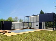 Image result for arquitetura container