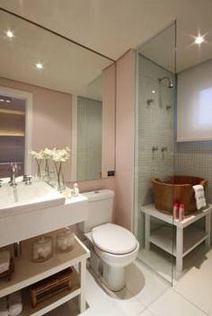 Banheiro quarto bebê - Tecnisa