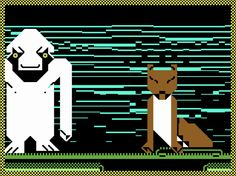 Uwe Schenk trifft… Goto80 und Raquel Meyers by Raquel Meyers, via Flickr
