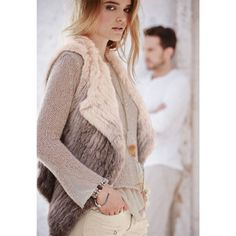 Einfach süß, diese lässige Two-in-one-Optik: Pullover. #impressionen #fashion