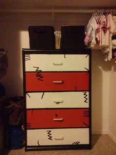 Merveilleux My New Granddaughters Dresser (Dr. Seuss Theme Nursery. Sheu0027ll Be Here