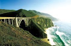 Historic gems, luxurious resorts, and storybook towns—from Malibu to Monterey in California