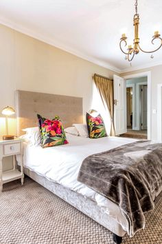 We have twenty seven beautifully decorated bedrooms all with en-suite bathrooms and views of the gardens or access to one of the pools. Room, House, Guest House, Home Decor, Mini Bar, Trending Decor, Luxury Accommodation, Bedroom, Furnishings