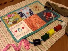 A small peek at Calicoclair's dementia sensory products in action. The cushions, lap aprons and quilts provide meaningful occupation, using visual and tactil...