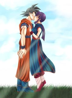 Goku and Chichi 1000 times better love story than twilight