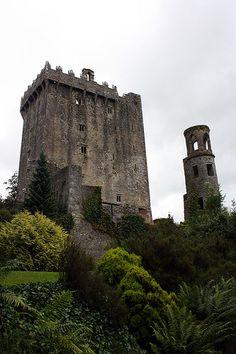 Blarney Castle - Ireland, via Flickr.