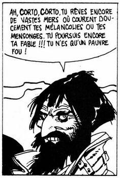 Roger Nimier Hussard Club: Tu n'es qu'un pauvre fou! Comics Toons, Bd Comics, Manga Comics, Roger Nimier, Grafic Novel, Firefighter Logo, Comic Frame, Hugo Pratt, Book Creator
