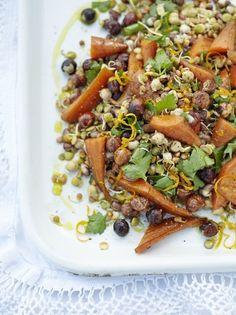Sprouting super salad | Jamie Oliver