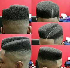 Hi Top fade by @hoodbarber07 found by @DJCwells