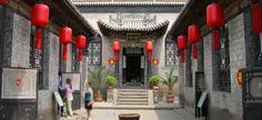 La Residencia de la Familia Qiao, antigua mansión china - http://www.absolut-china.com/la-residencia-de-la-familia-qiao-antigua-mansion-china/