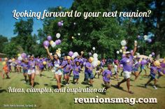 Looking forward to your next reunion? Ideas, examples, and inspiration at reunionsmag.com! Reunions, Looking Forward, T Shirt Diy, Magazine, Inspiration, Ideas, Biblical Inspiration, Magazines, Thoughts