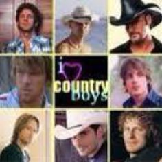 Country singers:))