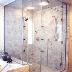 Contemporary Shower Stalls And Kits by Oasis Shower Doors Shower Stalls, Shower Doors, Contemporary Shower, Oasis, Showers, Bath, Home Decor, Bathing, Decoration Home