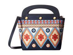 Tory Burch Applique Bermuda Bag