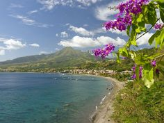 Martinique is actually not an independent nation. The island, as an overseas department of France, is one of the country's 27 regions. In fact, Napoleon's first wife, Josephine de Beauharnais, was born here.