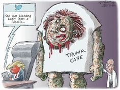 Nick Anderson by Nick Anderson for Jun 30, 2017 | Read Comic Strips at GoComics.com