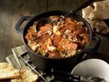Picture of Braised Italian Sausage Stew Recipe