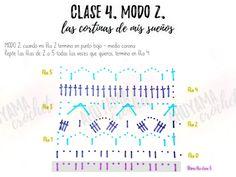 CORTINAS A CROCHET - LAS CORTINAS DE MIS SUEÑOS - CLASE 4 - Ahuyama Crochet