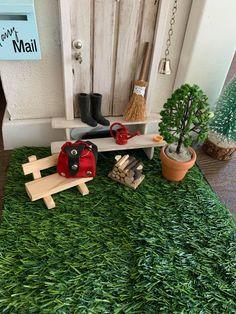 Xmas Elf, Bobby, Miniatures, Handmade, Outdoor, Elf, Secret Santa, Stories For Children, Families
