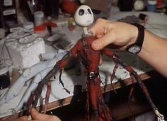 "20 Crazy Facts About The Making Of ""The Nightmare Before Christmas"" (via BuzzFeed)"