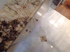 Current Floor Magnolia, Flooring, Bathroom, Washroom, Magnolias, Full Bath, Wood Flooring, Bath, Bathrooms