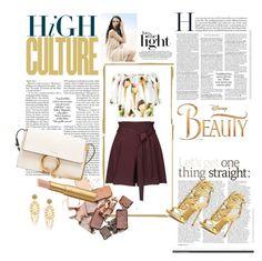 """high culture"" by e-memagic ❤ liked on Polyvore featuring Dolce&Gabbana, Disney, Miss Selfridge, Giuseppe Zanotti, Stila, Chloé and Too Faced Cosmetics"