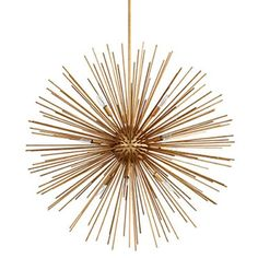 <i>Burnished Gold Leaf Pendant by Restoration Warehouse.  *Available in Small (image# 1) or Large (images #2-3)</i>