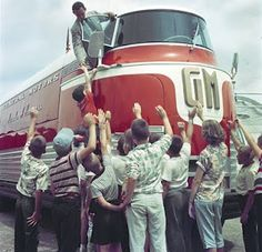 Gmc futurliner on pinterest buses general motors and vehicles
