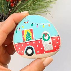 Make this cute camper rock!
