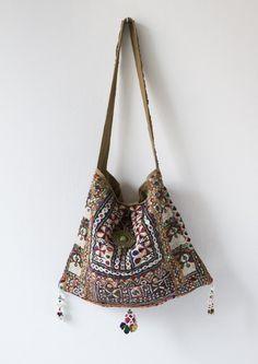 modern bohemian bag