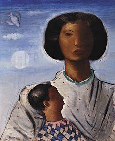Mãe (Mother), Cândido Portinari