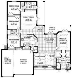 Peachy Floor Plans Pulte 1 Story My Dream Home Board Pinterest Inspirational Interior Design Netriciaus