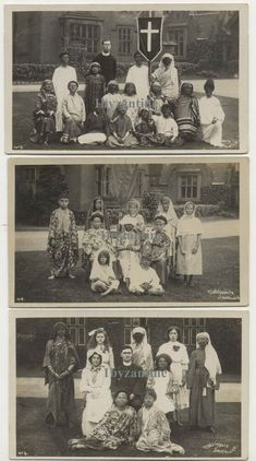 Rare original x3 Real Photographic postcard of local Poor Childrens Home / Orphange ,Fancy Dress class P.A. 6  1930.  Photographer Nightingale Smethwick near Birmingham Warwickshire. From a collection of Shaftesbury House Schools. for sale on ebay 15th July 2019 by 1byzantine Michael Church, St Michael, Birmingham News, West Bromwich, Poor Children, Nightingale, Kids House, Vintage Postcards, Fancy Dress
