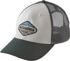Patagonia Fitz Roy Crest LoPro Trucker Hat Outdoor Hats aed77d949a54