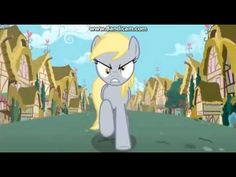 DERPY WANT MUFFINS!(derpy whooves smash! XD) - YouTube