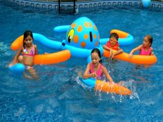 Image of: Swimming Pool Games For Kids Online