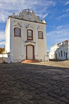 Igreja da Boa Morte, Goiás Velho - Goiás