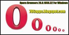 Opera 26.0.1656.32 For Windows