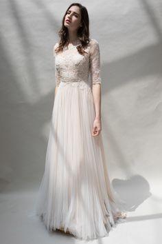 Louvienne Bridal SS 2018 #modest