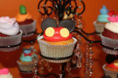 Mickey Mouse Club House Custom Cupcakes