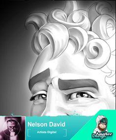 Nelson David Martínez Puerto nos relaga su arte https://www.facebook.com/nelsonmartinezp Emprendedor en:  https://www.facebook.com/conelsonart Que opinas de su arte?