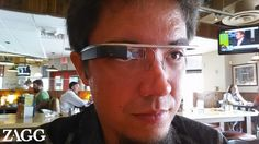 We Spent Some Time With Google Glass #ZAGGdaily #Google #GoogleGlass