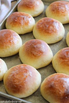 Perfect soft and Buttery Rolls have the perfect texture and are so soft and fluffy. They taste amazing and you won't be able to get enough! Hi, it's Jenn, fromEat Cake For Dinner. Ever since I was a little girl, homemade rolls have been one of my favorite things ever. I could have lived on …