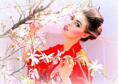#aubreyjanesmakeupartistry #geishamakeup #boldeyes #geisha #editorialmakeup #photoshoot