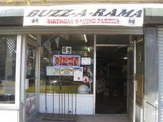 Buzz-A-Rama – Brooklyn, New York - Atlas Obscura Slot Car Racing, Slot Car Tracks, Slot Cars, Race Cars, Brooklyn, York, Drag Race Cars, Rally Car