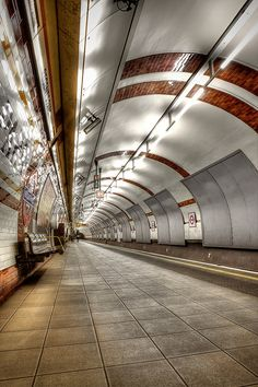 London Underground: The roots of London. It supports the transport system, keeping traffic moving on the surface.