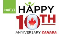 This year we're celebrating the 10 year anniversary of Isagenix Canada. Be at our anniversary party at IsaU Vancouver March 21st!