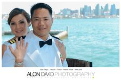 Downtown San Diego Wedding Photography  www.alondavidphotography.com  #wedding #alondavidphotography #weddingphotography #sandiego #bride #groom